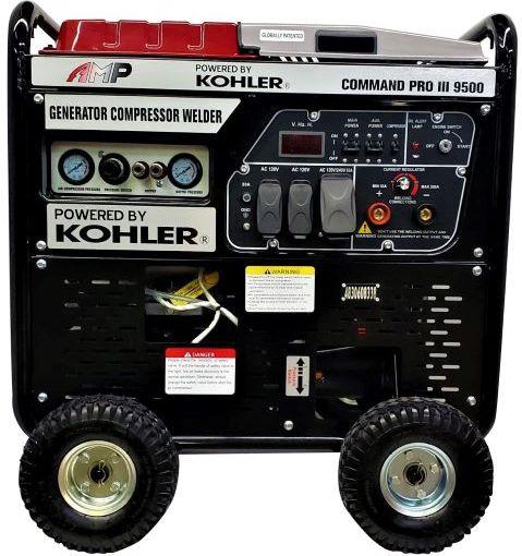 Kohler® COMMAND PRO III 9500 – AMP Power Equipment